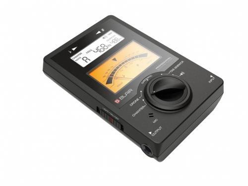 Blair Professionelles Dudelsack-Stimmgerät mit analoger und digitaler Messgerät, Highland Dudelsack-Stimmgerät Tuner and Case