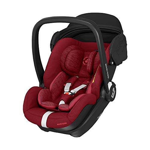 Silla de bebé para coche con base ISOFIX