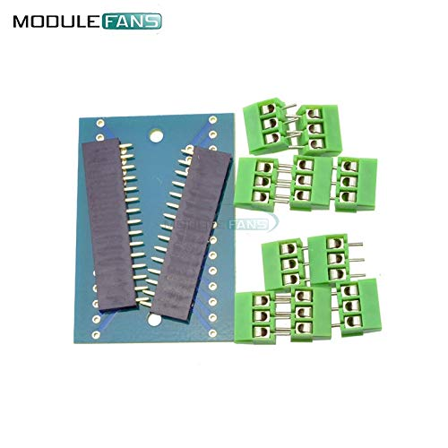Expansion Board Terminal Adapter DIY Kit für Arduino NANO Controller V 1.0 IO Expansion Shield Board DIY Electronic