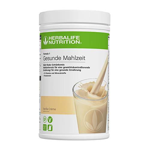 Herbalife Formula 1 Nähr Shake Getränkemix Gesunde Mahlzeit Vanilla Cream - 780g