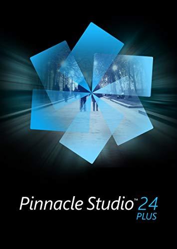 Pinnacle Studio 24 Plus | Puissant logiciel de montage vidéo et d'enregistrement d'écran | Plus | 1 appareil | PC | Code d'activation PC - envoi par email