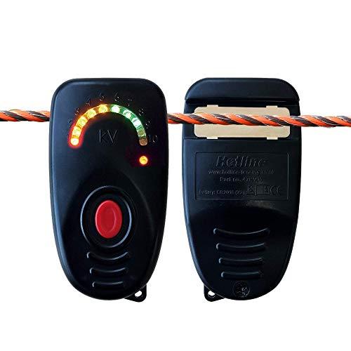 Hotline Electric Fencing Testeur de tension pour ligne de clôture électrique