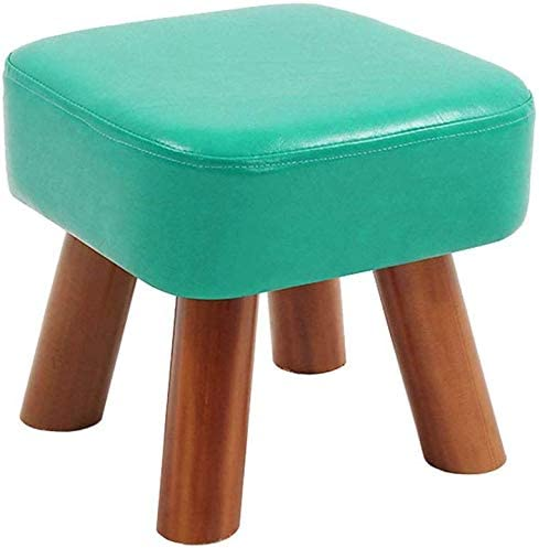 DSWSSH DSWJD Upholstered Foot Outlet SALE Stool Pouffe Solid Wood Ranking TOP11 Ottoman PU
