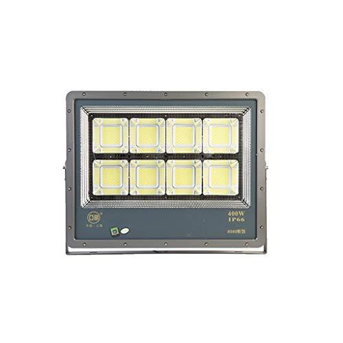 Projecteur LED,Lumières De Sécurité Haute Puissance Murale Murale Jardin Lumière Extérieure Étanche Projecteur Super Lumineux Travail Projecteur (Couleur : Positive white light-400W)