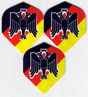 3 Stück Super-Metronic Flight Deutschland ME_75