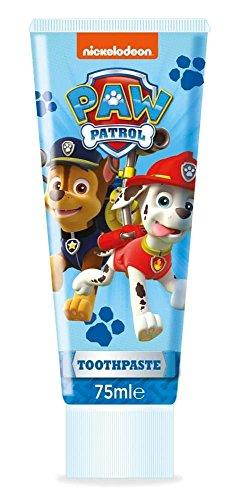 Paw Patrol Dentifrice 75ml Nickelodeon 3+ ans - 3 Pack