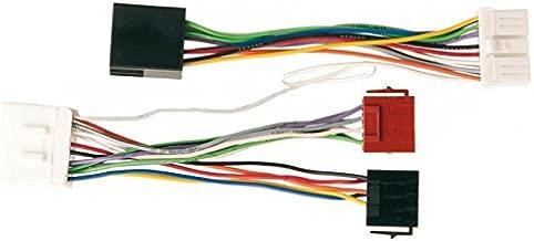 INKA-902860-00-3A Connettori ISO per interfaccia di comando al volante compatibile con Parrot CK3100//CK3200//MKi9100//MKi9200 e altri sistemi mani libere per Alfa Romeo MiTo//Citroen C5//DS3//Nemo//Synergie//Fiat Qubo//Scudo//Lancia Phedra//Peugeot 207//307//308//300