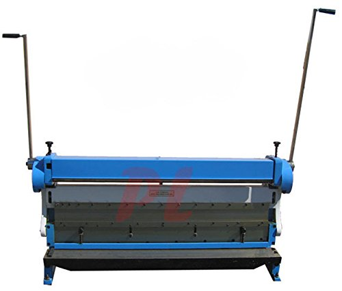 Learn More About 40 x 16 GAUGE Sheet Metal Shear Finger Pan Box Brake Bender Slip Roll 3 in 1