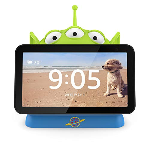 """Made for Amazon"" OtterBox Den Series Stand for Amazon Echo Show 5 - Toy Story Alien"