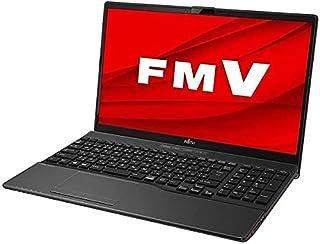 富士通 ノートパソコン FMV LIFEBOOK A5510/D 15.6インチ Core i5 SSD 256GB 8GBメモリ Microsoft Office 2019 Home & Business搭載 FMVA82TK1-K2445F...