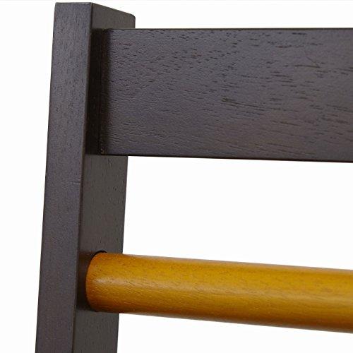 フクダクラフト『L型天然木ハンガー』