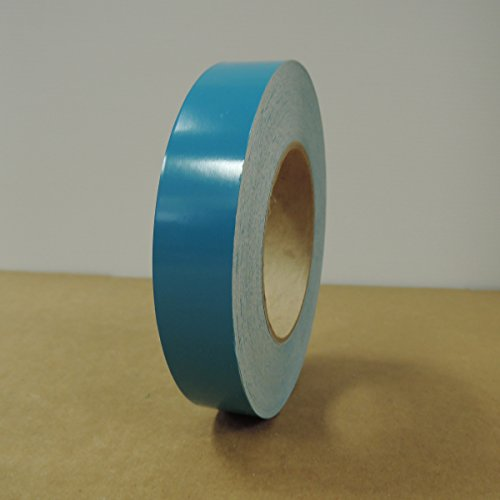"1"" 3M Vinyl Striping 150' 25 Colors Available (Teal)"