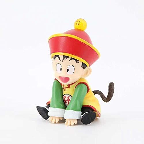 Anime Dragon Ball Z Son Gohan Niño PVC Figuras De Acción De Juguete Dragon Ball Super Goku Gohan Figurita Juguetes 12Cm
