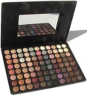 New!!! Ml Collection Warm Neutral 88 Colour Eyeshadow Palette