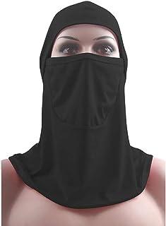 Niqab Muslim Hijab Scarf Cap Balaclava Veil Burqa Nikab Cycling Headwear Arab