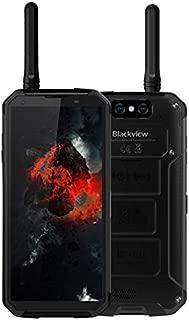 Blackview BV9500 Pro Rugged Phone, 6GB+128GB, IP68 Waterproof Dustproof Shockproof, Walkie-talkie, Dual Back Cameras, 10000mAh Battery, Fingerprint Identification, 5.7 inch Android 8.1, NFC,4G(Black)