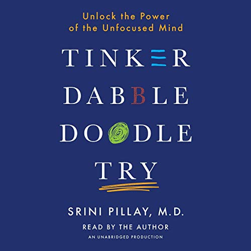 Tinker Dabble Doodle Try audiobook cover art