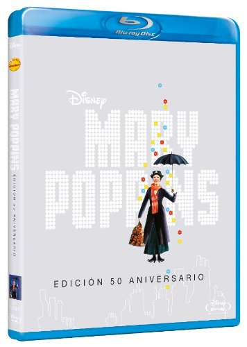 mary Poppins (50º Aniversario) [Blu-ray] [Spanien Import]