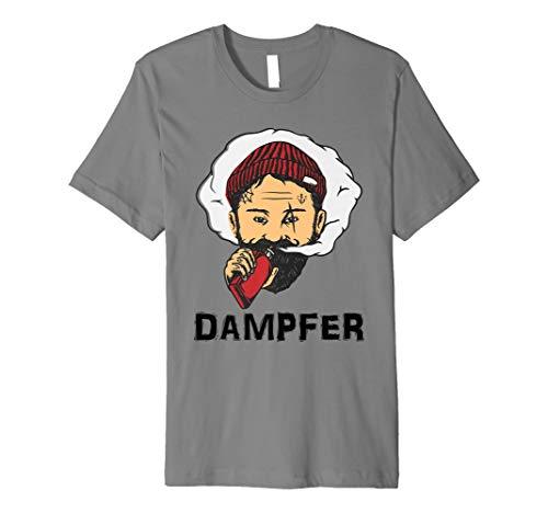 Dampfen, Dampfer, Vape, Steam, Cloudchaser T-Shirt