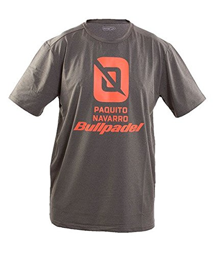 Bullpadel Camiseta Paquito Navarro