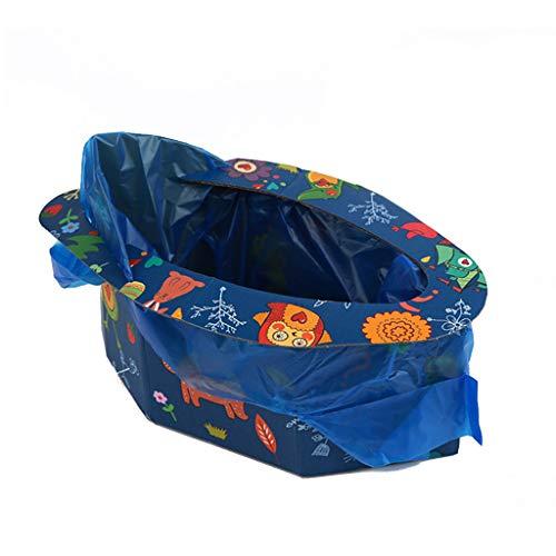 Manyao - Orinal portátil para bebé o niño, orinal, orinal para niños, niño, unisex, para viajar, orinal, para niños y niñas