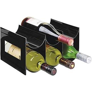 ABO-Wasser-und-Weinflaschenhalter-fr-Arbeitsplatten-Vorratskammern-und-Khlschrnke-Weinlagerregal