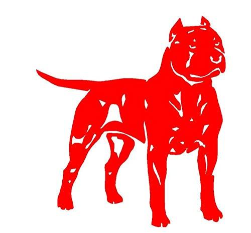 Pegatinas Personalizadas Coche American Pit Bull Terrier Perro Pegatina Para Coche Con...