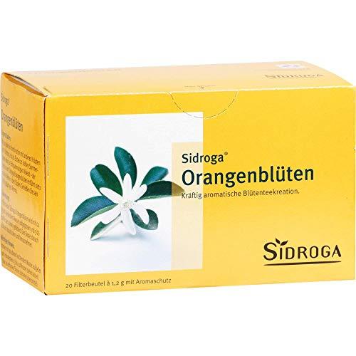 Sidroga Orangenblütentee – 20 Filterbeutel