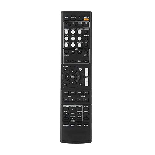 Bewinner Replacement Original Remote Control for Onkyo RC-928R RC-909R, 8M Power Amplifier Remote Control