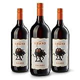 The Brand Malbec 2017 Red Wine -