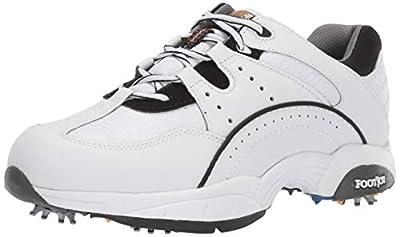FootJoy Men's Sneaker Previous Season Style Golf Shoes White 8.5 M US