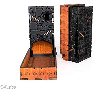 C4labs Draw Bridge Dice Tower – Dragonstone