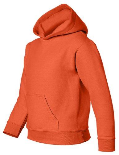 Gildan Herren Heavy Blend Kapuzenpullover, Orange (Orange 000), XXL