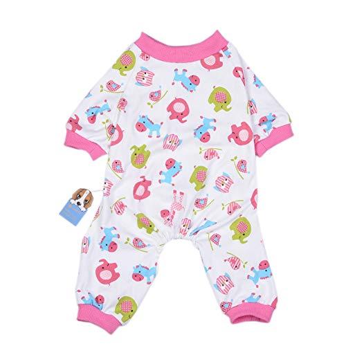 Pijama para Perro de 60 Segundos de Makeover Limited, Ropa