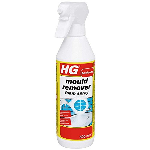 2 X Mould Remover Foam Spray - The Most Effective Black Mould Remover