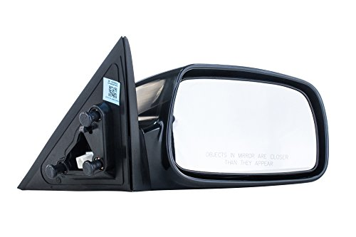 Right Passenger Side Mirror for Toyota Camry USA Built 2007 2008 2009 2010 Unpainted NonHeated NonFolding Door Outside Rear View Replacement Mirror  TO1321215