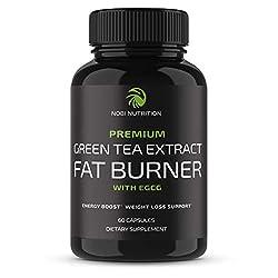 top rated Novinutrition Green Tea Fat Burner-Green Tea Extract Supplement with EGCG-Diet Pill, … 2021