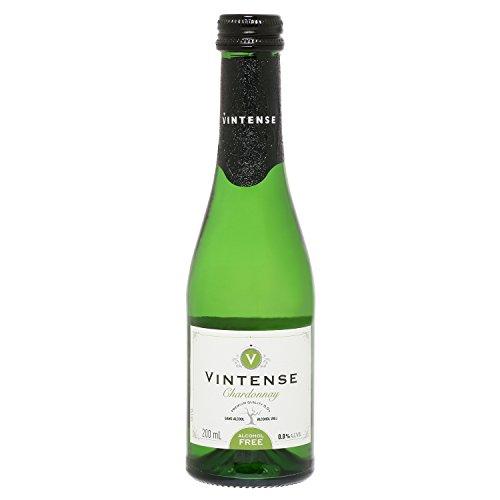 【ノンアルコール ワイン】ヴィンテンス(Vintense)シャルドネ(白)200ml