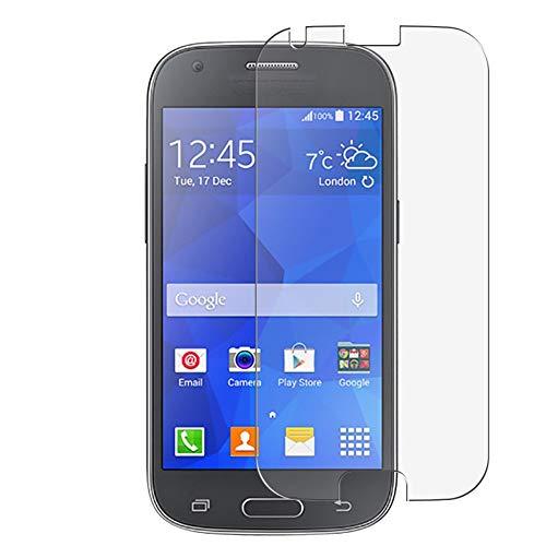 Vaxson 3 Stück Schutzfolie, kompatibel mit Samsung Galaxy Ace Style LTE G357 / Ace 4 G357FZ / Ace Style G357FZ, Bildschirmschutzfolie TPU Folie [nicht Panzerglas]