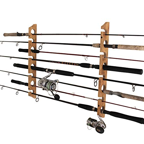Best Fishing Rod Rack in Terms of Adjustability