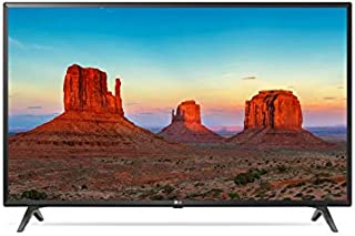 LG 43 Inch Ultra HD 4K Smart WebOS LED TV- 43UK6300PVB