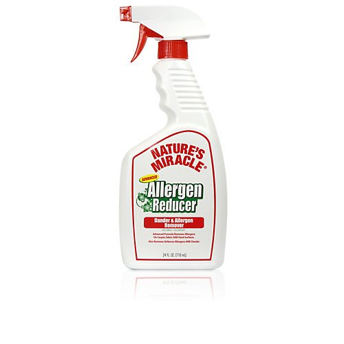 Nature's Miracle Allergen Reducer with Trigger Spray, 24oz