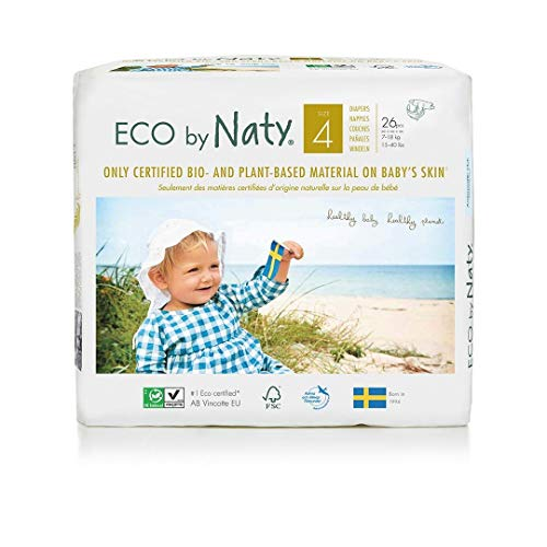 Naty Eco Size 4 (7-18 kg)