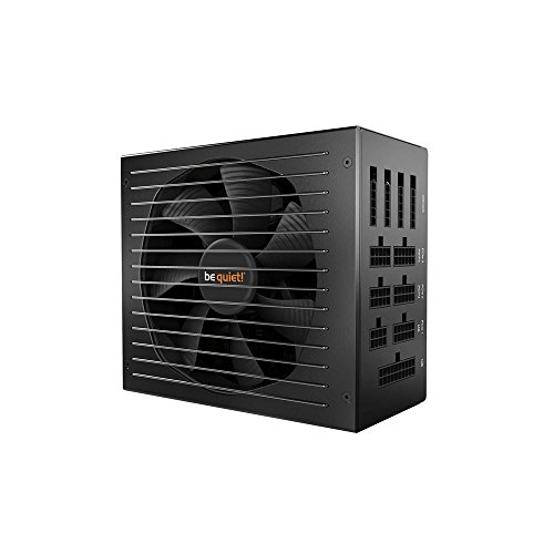 be quiet! STRAIGHT POWER 11 PC Netzteil ATX 750W mit Kabelmanagement 80Plus Gold BN283 schwarz