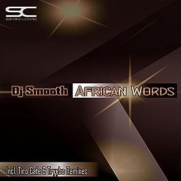 African Words (Remixes)