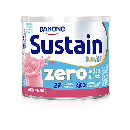 Sustain Junior Danone Sabor Morango 350 G