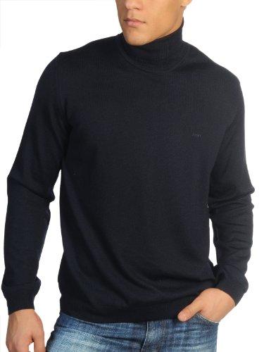 Strellson Premium Herren 11 J-Peng-P 10004836 Poloshirt, Grün (Olive 325), Medium (Herstellergröße: M)