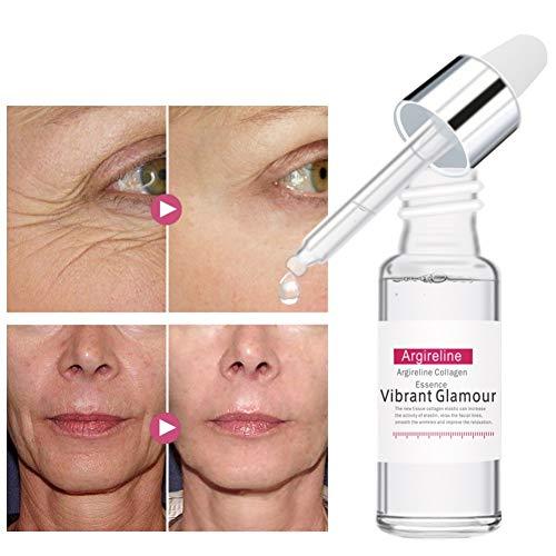 Ardorlove Argireline Liquid Six Peptid Anti-Aging-Anti-Falten-Gesichtsserum mit Hyaluronsäure hinterlässt die Haut voll und rund