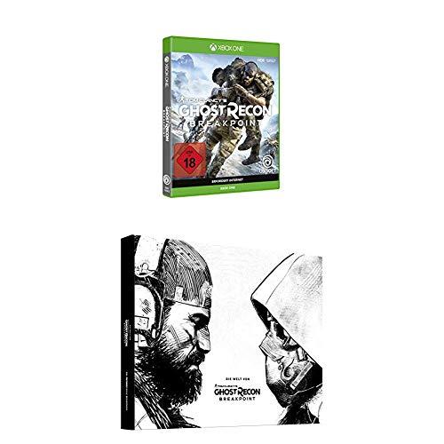Tom Clancy's Ghost Recon Breakpoint Standard - [Xbox One] + Die Welt von Tom Clancy's Ghost Recon Breakpoint - Lösungsbuch