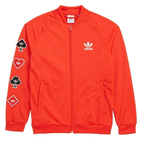 adidas Originals Youth Special Limited Edition V Day Superstar Track Jacket